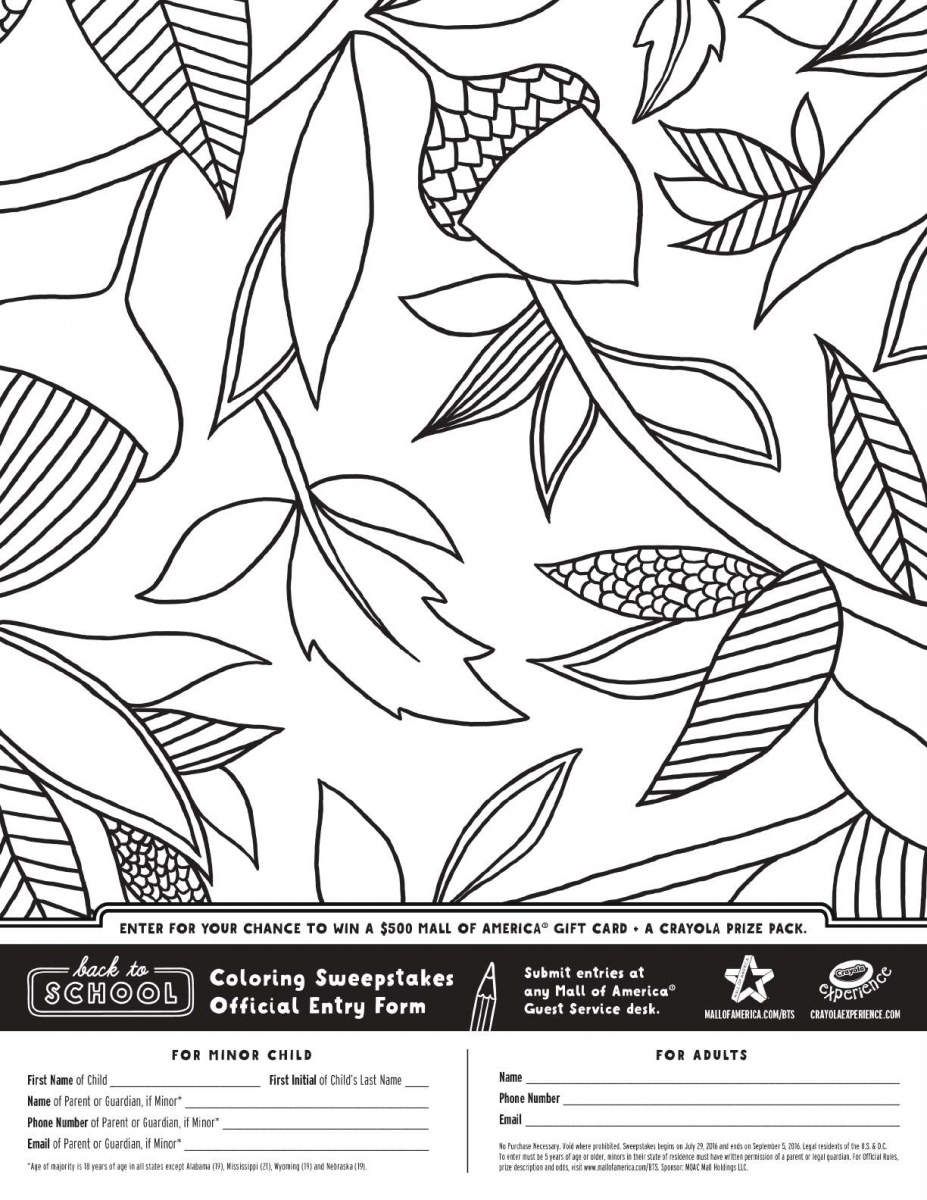 mall coloring pages - photo#33