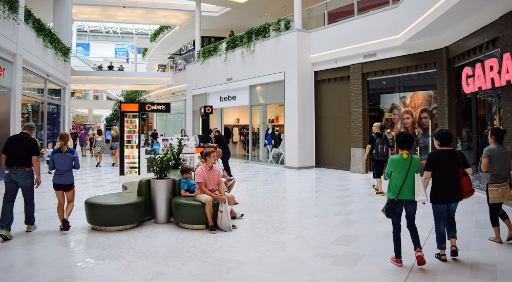 Mall of America Accessibility Public Spaces
