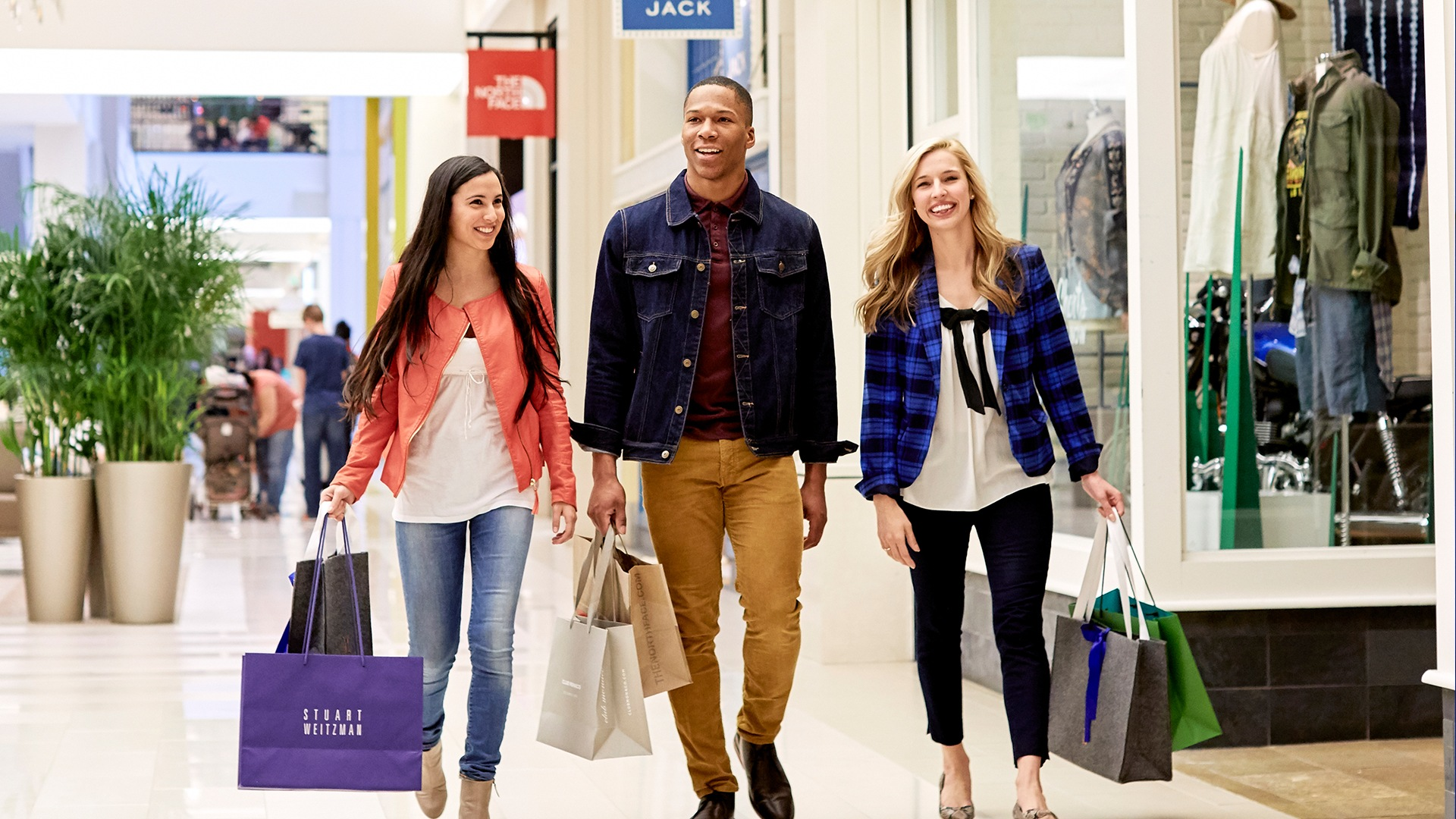 Shopping Mall Of America