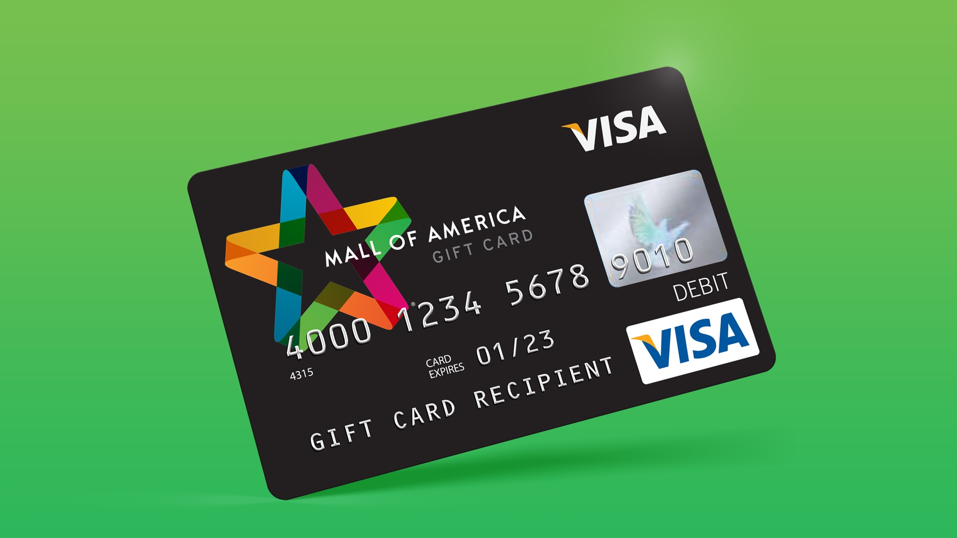 Guest services gift cards mall of america give the gift of moa gift cards negle Images