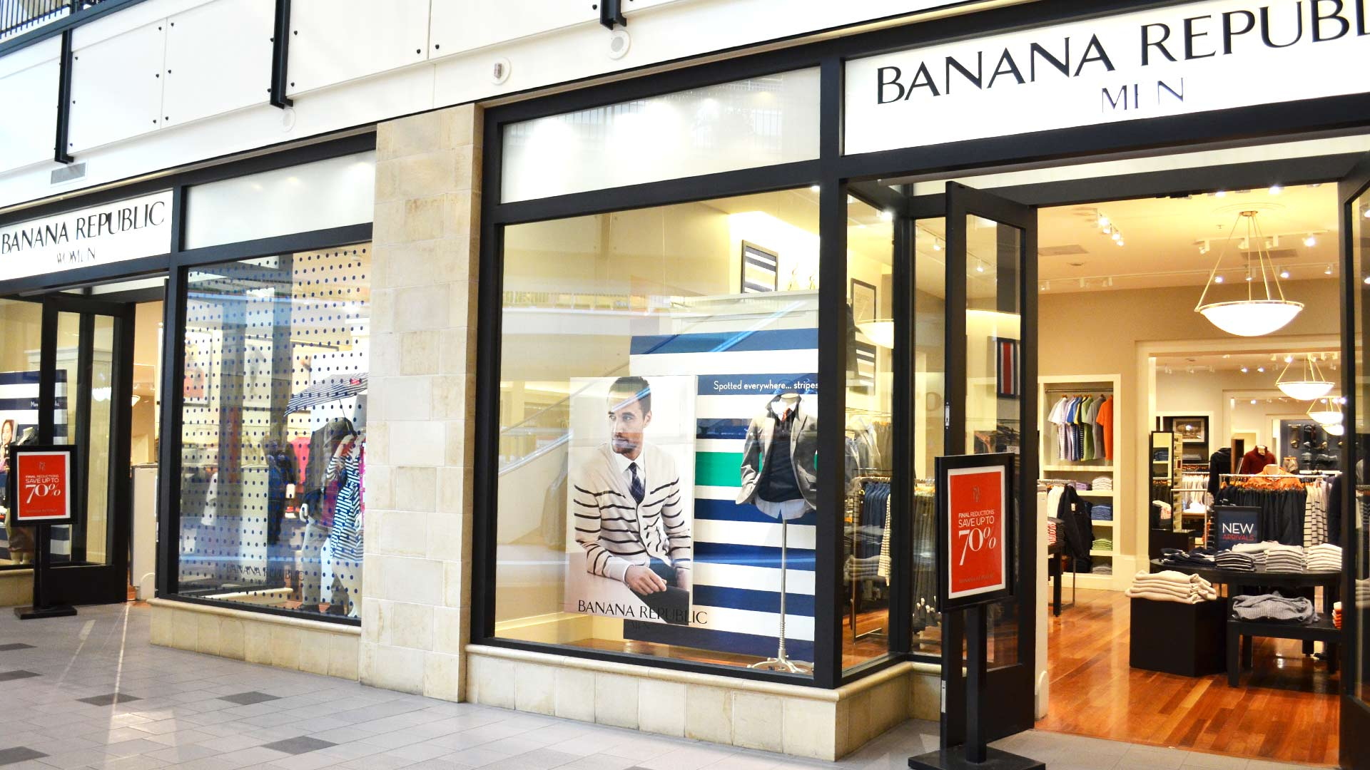 About Banana Republic. Banana Republic is an American clothing and accessories retailer owned by American multinational corporation, Gap Inc.