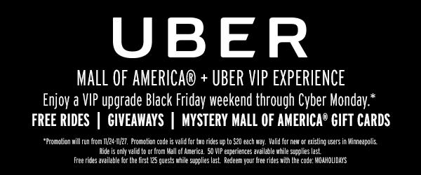 Black Friday - Mall of America