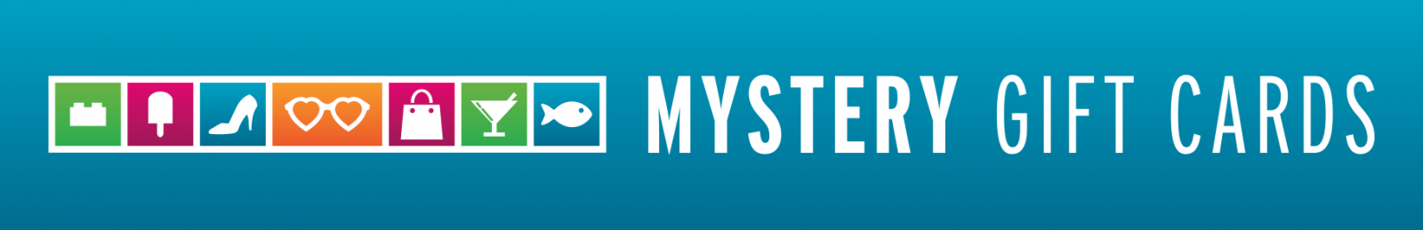 Mystery Gift Cards - Mall of America
